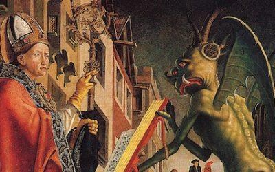 La Damnation de Lucifer