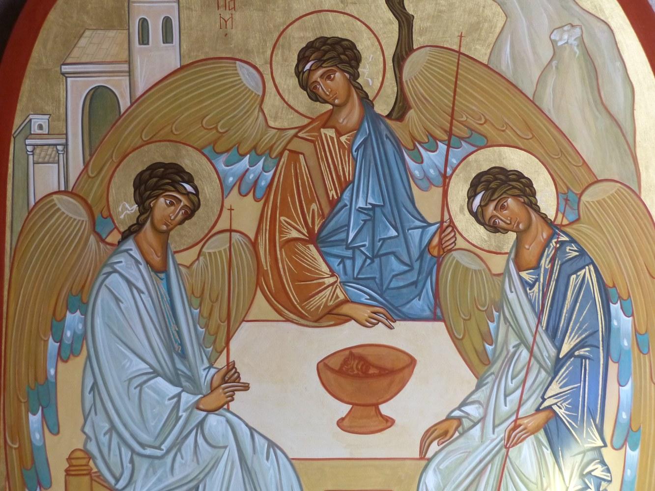 Catéchisme Trinitaire