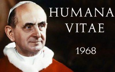 «Humanae Vitae» ou L'Encyclique fatale