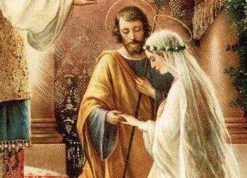 Joseph, l'homme de Marie