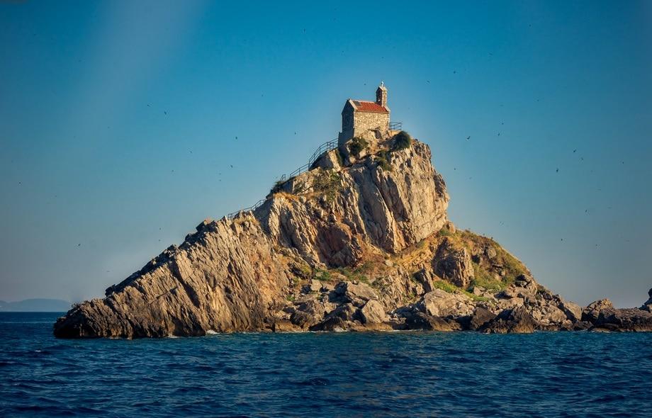 La maison construite sur le roc