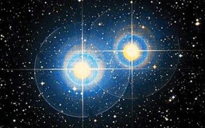 Géométrie des Étoiles Doubles
